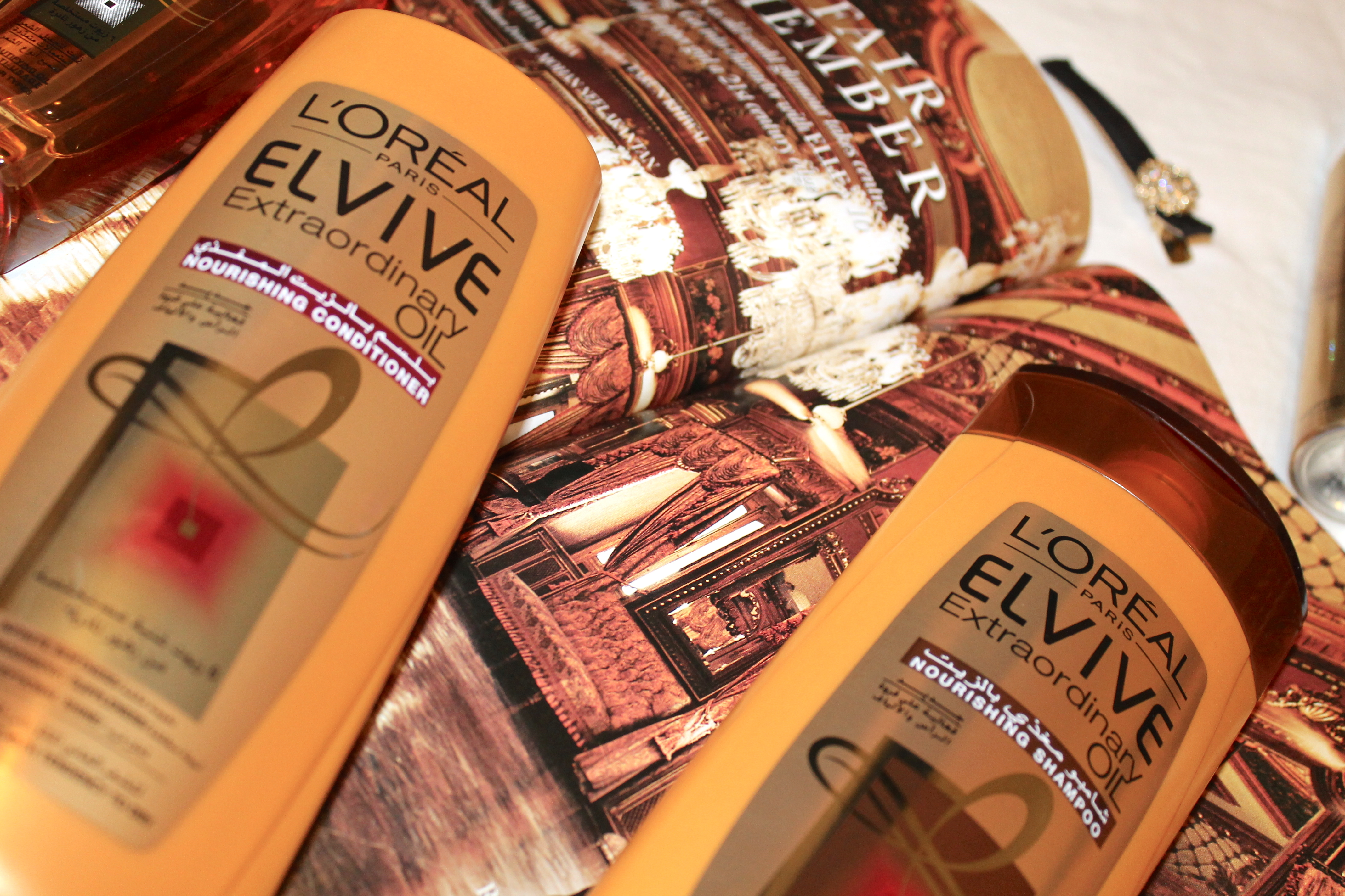 Extraordinary Oil L'oreal Review L'oreal Elvive Extraordinary